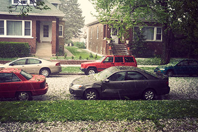 Hail Storm - Common Disasters - Insurance Brokers Association of Manitoba